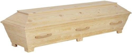 Sandholm kista till begravning Begravningsbyrån Humana
